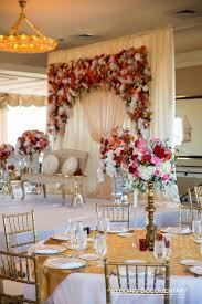 Interior Design With Flowers Wedding Couple Stage Decoration With Flowers 8 U2013 Interior