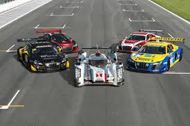 audi racing audi u201cking of endurance racing u201d with five international endurance