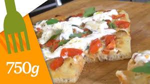 750 grammes recettes de cuisine recette pizza 750 grammes