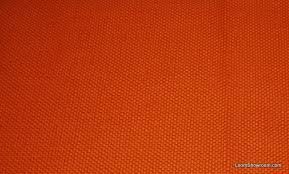 Modern Retro Upholstery Fabric Hd802 Tangerine Modern Heavy Textured Barkcloth Style Retro Look