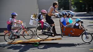 vélo avec siège bébé comment transporter enfant à vélo triporteurs