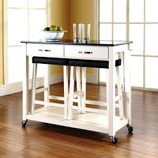 portable kitchen island with bar stools home styles white distressed oak kitchen island and bar stools