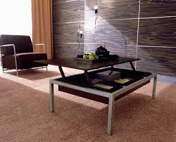 coffee tables breathtaking black lacquer lift top storage coffee