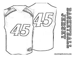 coloring pages basketball jersey coloring pages page template category page png coloring
