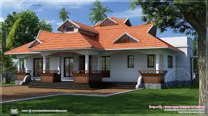kerala style one floor house home design plans architecture