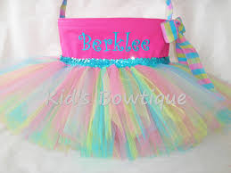 personalized easter basket personalized easter basket tutu bag easter bunny gifts bags