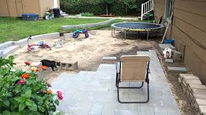 How Many Pavers Do I The New Wittys Patio Makeover Reveal We U0027re Finally Done
