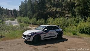 Porsche Macan Matte Black - 2017 porsche macan gts takes on two peaks in one day slashgear