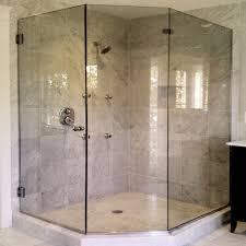 Glass Bathroom Shower Enclosures Enjoyable Inspiration Bathroom Shower Glass Doors Ideas Tub