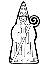 coloring saint nicholas 103