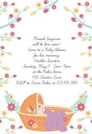 baby girl invitations free baby shower invitation templates for greetings island