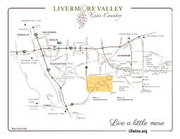 Livermore Outlets Map Livermore Valley U0027s Westside Wine Trail Visit Tri Valley
