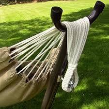 amazon com vivere uhs9 universal space saving steel hammock
