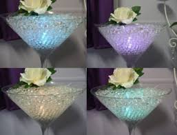 Water Bead Centerpieces by 13 Kinds Of Color Water Beads Centerpiece With Floating Candles