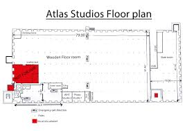 Industrial Floor Plan Atlas Studios U2013 Victorian Industrial Mill Location Quicklocs