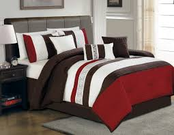Red And Cream Duvet Cover Bedding Set Best Eye Catching Grey And Cream Duvet Covers