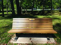 somerset county park foundation introduces tribute bench and