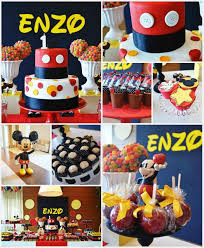 mickey mouse 1st birthday kara s party ideas mickey mouse birthday party planning