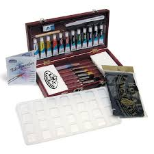 royal u0026 langnickel aqualon watercolor painting box set cheap