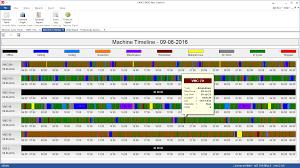 Machine Downtime Spreadsheet Reports Cimco Mdc Max Cimco