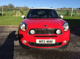 the beautiful hayley is having this 2012 mini cooper s all 4