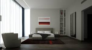 Minimalist Modern Design Bedroom Mesmerizing White Minimalist Modern Bedroom Accent