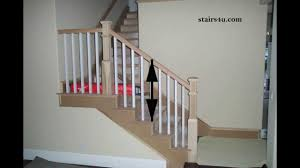 Define Banister Is This A Stair Handrail Or Guardrail Stairway Construction