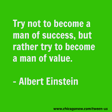 einstein quote about success and value 9 profound albert einstein quotes in honor of his birthday tween