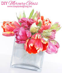 How To Make A Mercury Glass Vase How To Make A Mercury Glass Vase