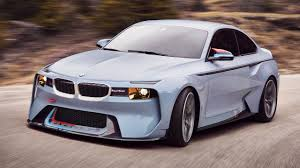 bmw concept csl back to the future bmw unveils 2002 hommage concept top gear