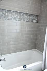 subway tile in bathroom ideas subway tile bathroom designs simple kitchen detail