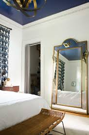 Bedroom Ceiling Mirror by One Room Challenge Styling Vignettes Challenge Week Blue