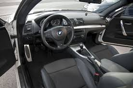 bmw 125i interior bmw 125i coupe