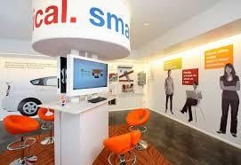 tech office design home sign technology