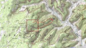 Map Az Navajo National Monument Kawestima Keet Seel Talastima Betatakin