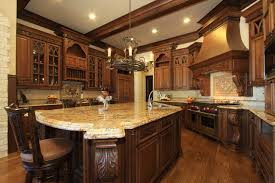 Traditional Kitchen Design High End Kitchen Design
