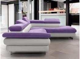 canape violet canapés d angle