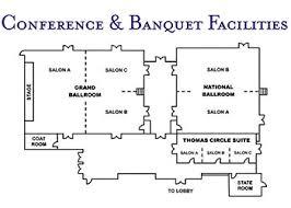 Floor Plan For Hotel Plan A Washington Dc Hotel Meeting Washington Plaza