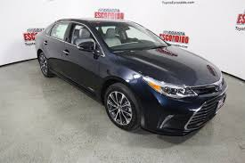 new 2018 toyota avalon hybrid xle premium 4dr car in escondido