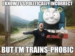 Train Meme - running from a train memes imgflip