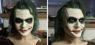 Heath Ledger Halloween Costume Heath Ledger Joker Sculpture U2014 Stan Winston Character
