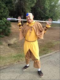 Aang Halloween Costume Halloween Costumes