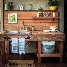 meuble cuisine exterieure bois meuble cuisine exterieure bois lo rac du bois racalisations mobilier