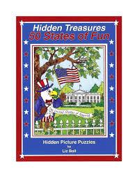323 u2013 hidden treasures 50 states of fun by liz ball giveaway