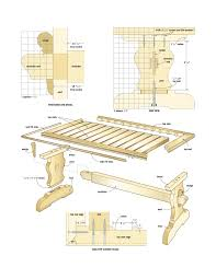 Free Shaker End Table Plans by Table Shaker Trestle Table Plans Rustic Large Shaker Trestle