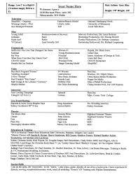 teenage resume template free student resume templates high