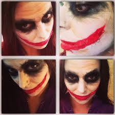 the joker halloween makeup u2013 kara delfino make up artist