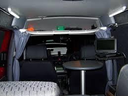 Camper Van Interior Lights 131 Best My Vw Caddy Solar Camper Images On Pinterest Solar