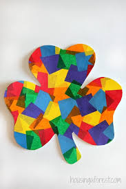 Paper Craft Designs For Kids - 26 st patrick u0027s day crafts for kids diy project ideas for st