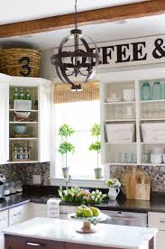 ideas for decorating kitchen spring decorating ideas spring home tour
